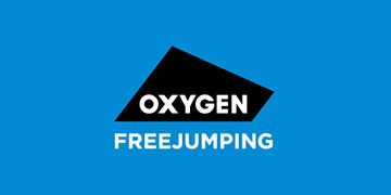 Oxygen Free Jumping logo